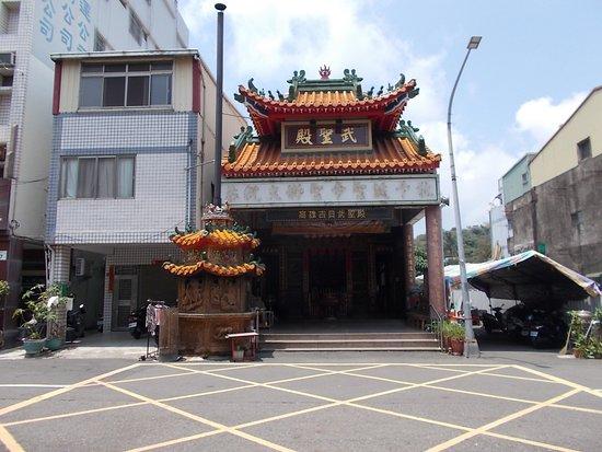 Ji Bei Wu Sheng Dian