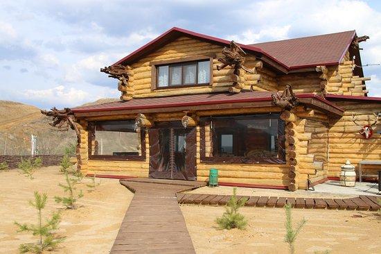 На территории Базы отдыха открыта охота на кабанов – kuva: Lesnaya Sloboda, Adashevo - Tripadvisor