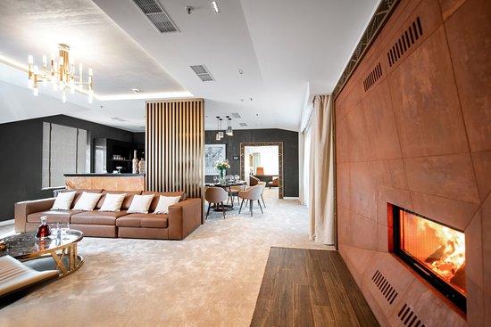 Grand Hotel Lviv Luxury & Spa: PRESIDENTIAL SUITE