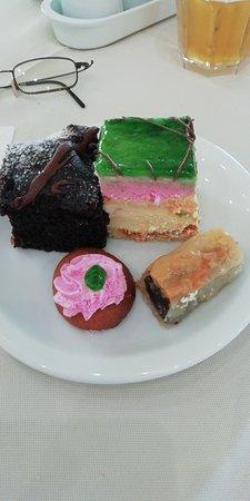 Cakes are amazing