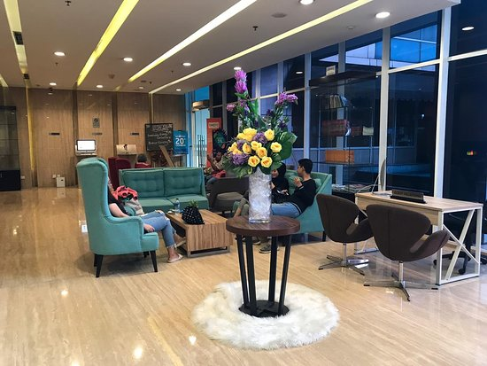 Best Western Premier The Hive: nice lobby