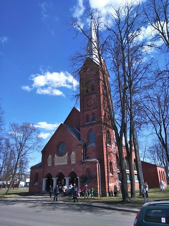Evangelical Lutheran Holy Trinity Church