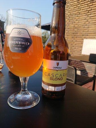 Restaurant Capriole Café: Heerlijke biertje