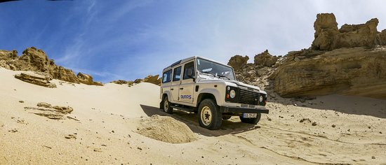 Off Road 4x4 Geosafari Tour In Porto Santo Book Now