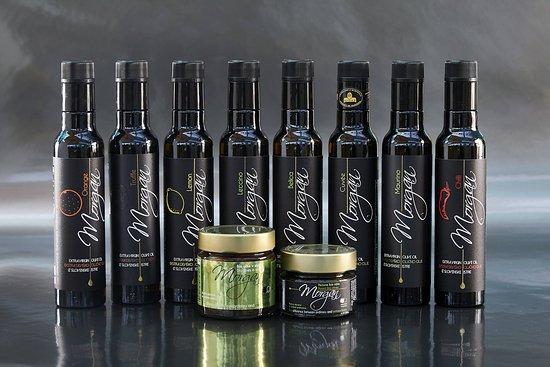 Olive Oil Morgan