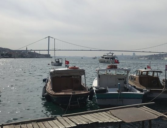 Istanbul, Turkey: Çengelköy