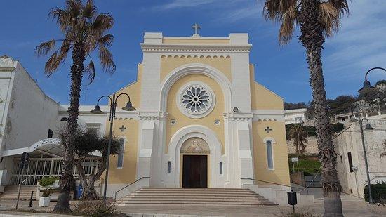 Santa Cesarea Terme, Italia: Ingresso
