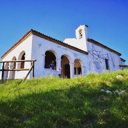 Aviano, Ιταλία: Chiesetta di San Giorgio in Monte