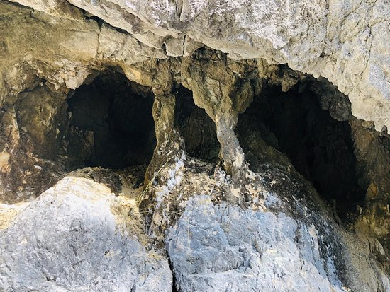 Wasserfälle am Tatzelwurm