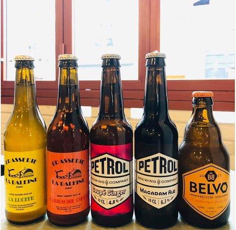 Une petite bière ? De celles que vous ne connaissez pas, pour changer un peu. Non '