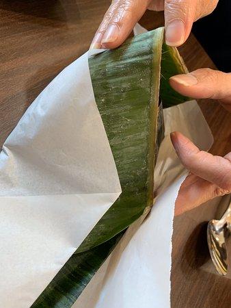 Sim's Kitchen: Nasi Lemak Bungkus