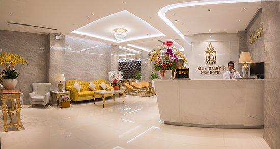 Blue Diamond New Hotel