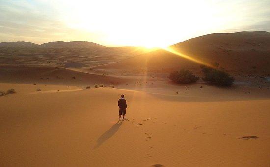 Morocco Stroll