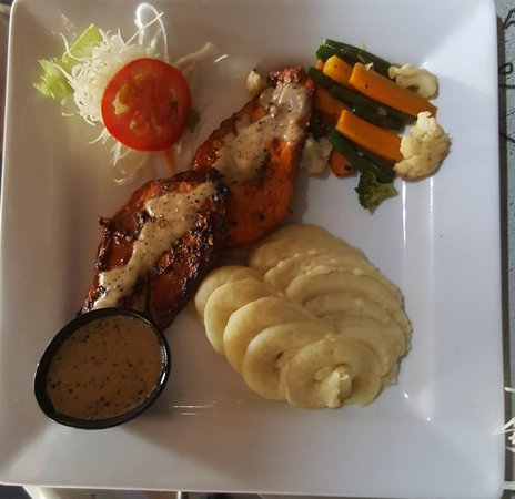 Some of our dishes which customers enjoy. You too could be tantalising your taste buds with such delights of you visited 4 Points in Entebbe