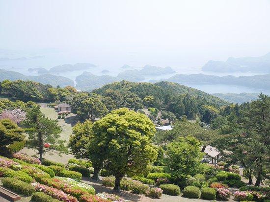 Hiyamizudake Park Observation Deck