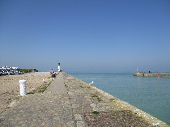 Le port de St Valery en Caux