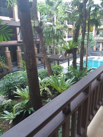 balcon de chambre