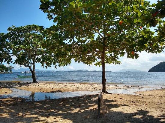 Paqueta Island Beach: Vista
