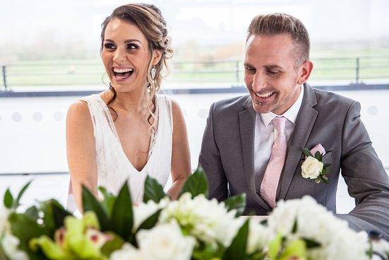 Brean Country Club - Happy Couple