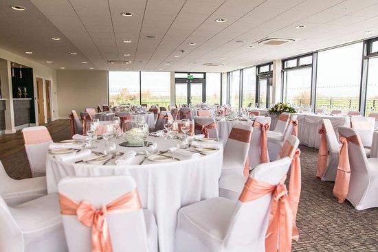Brean Country Club Wedding Reception