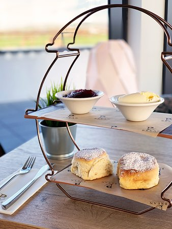 Brean Country Club Afternoon Tea