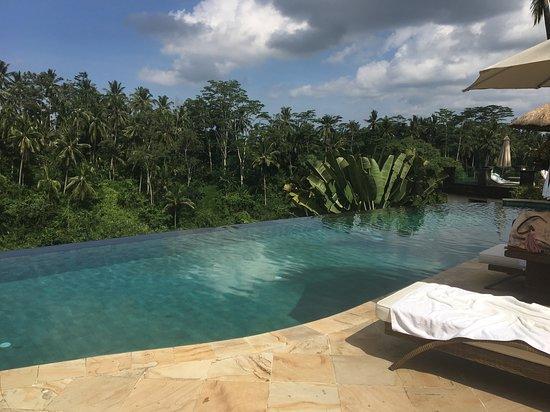 Viceroy Bali: Infinity pool