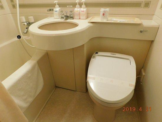 Sunroute Tochigi: バスルーム