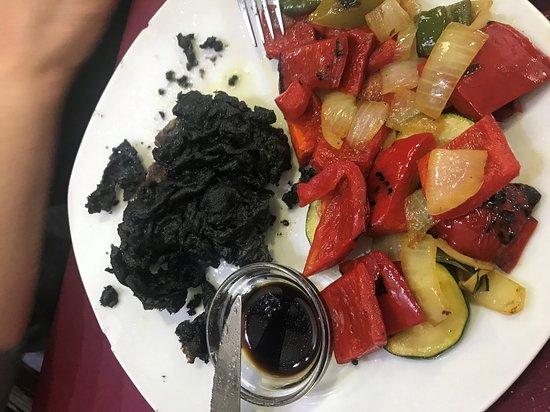 Can Bou, Hiszpania: Poco apetitoso