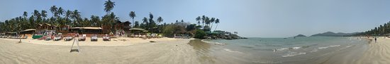 Palolem Beach: Picteresque