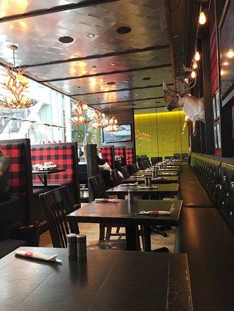 Archibald Microbrasserie: restaurant