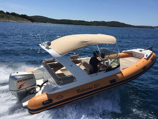 SUN Rent a Boat