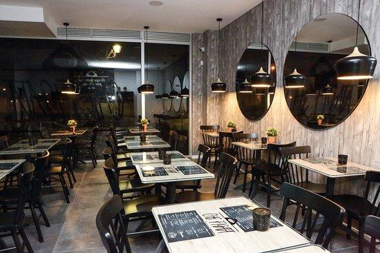 Che Figata Pizzaria, uma ambiente agradável e confortável no coração do Lumiar em Lisboa!