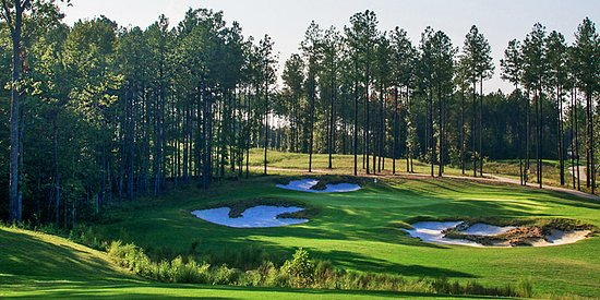 Our beautiful 18 hole golf course.