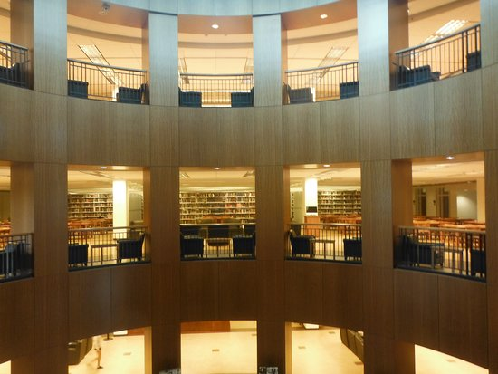 Marlene & Nathan Addlestone Library - College of Charleston