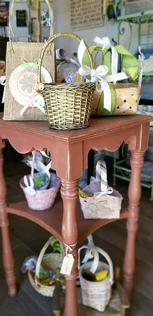 High Country Autumn's Nest: baskets - minis