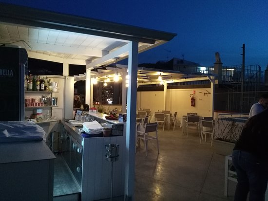 Tropea, Italia: Terrazza