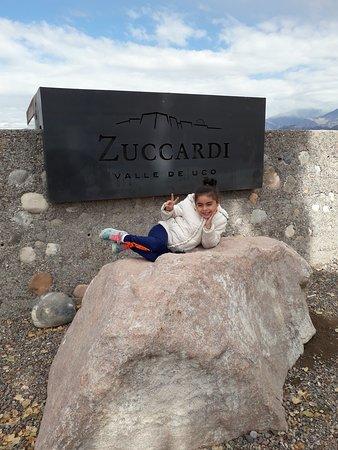 Bodega Zuccardi Valle de Uco: Piedra Infinita