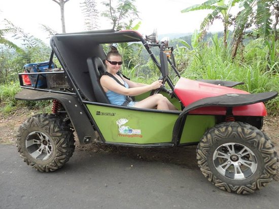 Haunted Valley Waterfall ATV and Bike Tour: The best ATV and bike tour in Bali