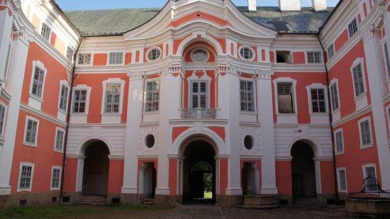 The Broumov Monastery: Бенедиктинский монастырь