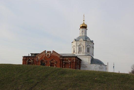 Glebovo-Gorodishhe, Rusia: Церковь Успения Пресвятой Богородицы