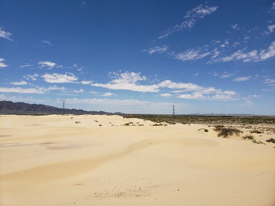 Samalayuca Dune Fields