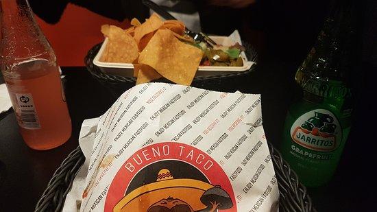 bueno taco alingsås