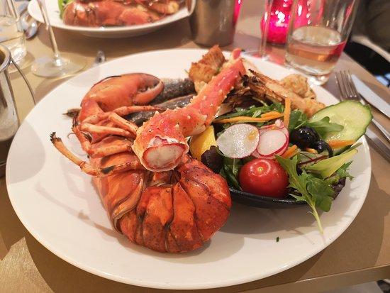 Amazing food in Amsterdam
