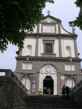 esterno del Santuario