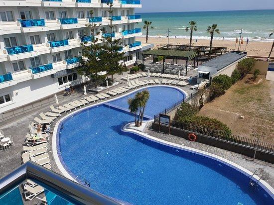 Hotel-Aparthotel Acuazul, hoteles en Peñíscola