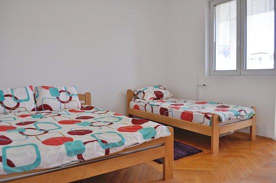 Skopje, Republic of North Macedonia: Bedroom 2