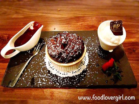 Marco Prime Steaks & Seafood: Dessert