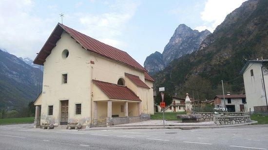 Chiesa di San Floriano - Cimolais