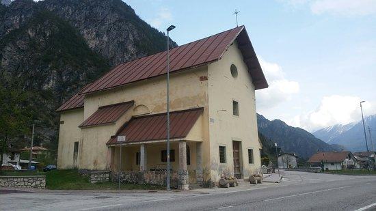 Cimolais, Ιταλία: Esterno della struttura