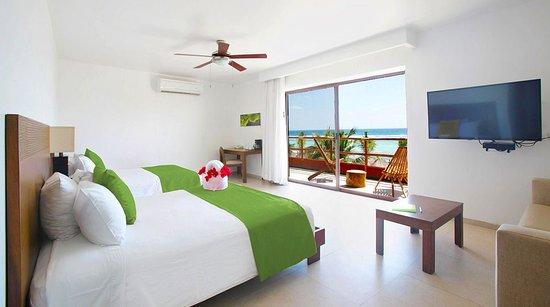 Mahahual Beach: Junior Suite Room | Ocean View